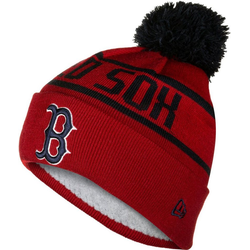 New Era Beanie OTC Bobble Knit Boston Red Sox