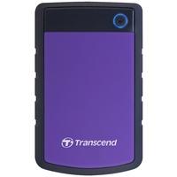 Transcend SJ25H3P 4TB USB 3.0 grau/violett (TS4TSJ25H3P)