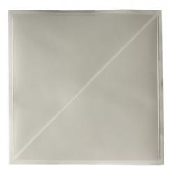 Dreiecktasche 175 x 175 selbstklebend - 100 Dreiecktaschen