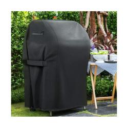 kueatily Grillabdeckhaube Grillabdeckung, wasserdichte Gasgrillschutzabdeckung, 76 * 66 * 110 cm, schwarz