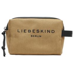 Liebeskind Berlin Kosmetiktasche Gray Cosmetic Pouch S braun