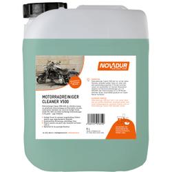 NOVADUR Motorradreiniger Cleaner, Zur gründlichen Intensivreinigung von Motorrädern, 5 Liter - Kanister
