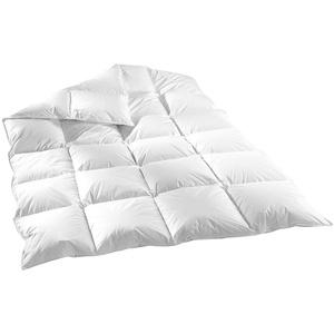 DAUNENBETT Hotel Qualität Daunendecke Daunendecken Decken Decke Bett Bettdecke Zudecke Steppdecke 135x200 cm