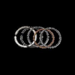 KOLBENSCHMIDT Kolbenringsatz VW 800073910000