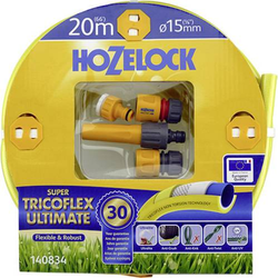 Hozelock Super Tricoflex 140834 20m Gelb Gartenschlauch