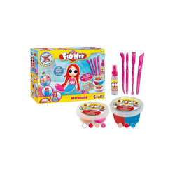 CRAZE Knete FLO MEE - Mermaid
