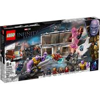 Lego Marvel Super Heroes Avengers: Endgame - Letztes Duell 76192