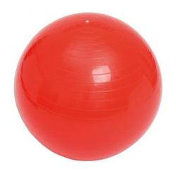 Große Gymnastikbälle - Ø 65 cm - Rot