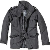 Brandit Textil M-65 Fieldjacket Classic black 3XL