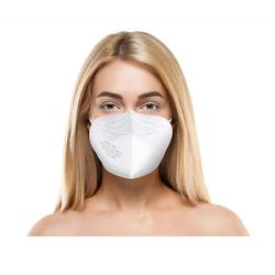 5er Pack FFP2 Masken, Atemschutzmaske, Mund-Nasen-Schutz