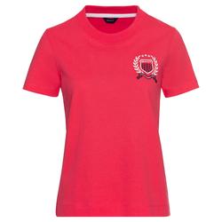 Gant T-Shirt mit Logo Wassermelone (Größe: S)