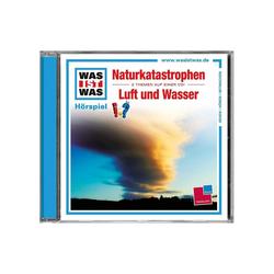 Universal Hörspiel CD Was ist Was 27: Naturkatastrophen/ Luft und