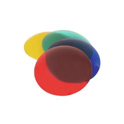 Farbkappe für PAR-36, 4 Farben im Set