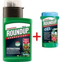 Roundup Spezial 250 ml plus Gratis dazu Roundup Gel Max 100 ml