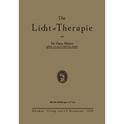 Die Licht-Therapie: eBook von Hans Malten