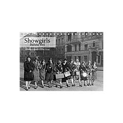 Showgirls - Bühne frei (Tischkalender 2021 DIN A5 quer)