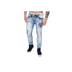 Jeansnet Slim-fit-Jeans 1519 Bleached Jeans Kai 34W