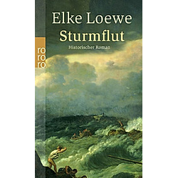 Sturmflut. Elke Loewe  - Buch