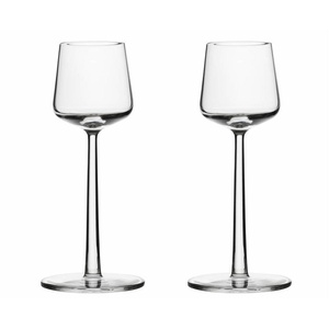 Iittala Essence Sherry Gläser Set transparent 15cl 6-er Set