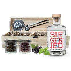 Siegfried Dry Gin & Botanical Box