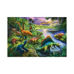 Trefl Puzzle Puzzle 260 Teile - Dinosaurier, Puzzleteile