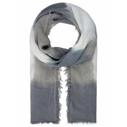 Apart Schal mit ausgefallenem Print mit ausgefallenem Print grau