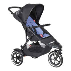 phil&teds Sport buggy ( 8 Farben ) Sky