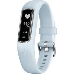 Garmin Vivosmart 4 Fitness-Tracker S/M Hellblau