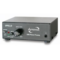DynaVox UPR-2.0 schwarz
