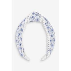 Next Haarband Lochstickerei-Haarband mit Bommeln, None