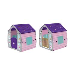 Starplast Spielhaus Magical Spielhaus im Einhorndesign