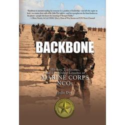 Backbone als Buch von Julia Dye