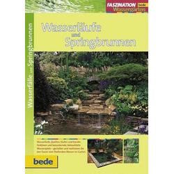 Wasserläufe und Springbrunnen