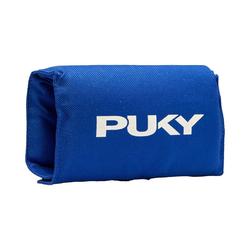 Puky Fahrradkindersitz Lenkerpolster LP 3 blau blau