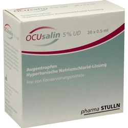 OCUSALIN 5% UD Augentropfen 10 ml
