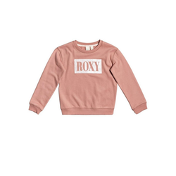 Roxy Sweatshirt Spring Day rosa 8(125-130cm)