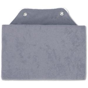 Bestlivings Reisekissen, Badewannenkissen, Nackenkissen in 16x25cm, Kissen für die Badewanne grau