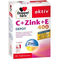 Doppelherz C+Zink+E DEPOT