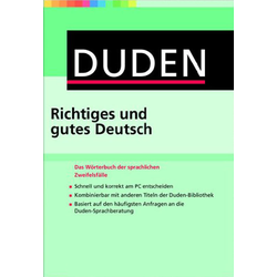 Duden Richtiges und gutes Deutsch 9 (PC)