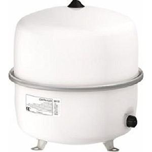 Buderus Logafix Membran Druckausdehnungsgefäß für Heizungsanlagen 18 - 80 Liter, Nennvolumen:50 Liter, Farbe:weiß