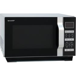 Sharp Mikrowelle R660S, Mikrowelle, Grill, 20 l
