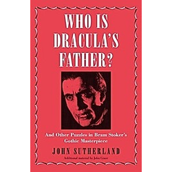 Who Is Dracula's Father?. John Sutherland  - Buch