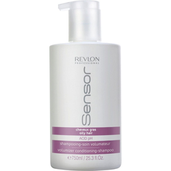 REVLON PROFESSIONAL Haarshampoo Sensor Volumizer Conditioning Shampoo oily hair, schonend reinigend