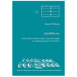 SpielRäume. Anne Widura  - Buch