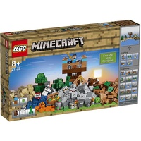 Lego Minecraft Die Crafting-Box 2.0 (21135)