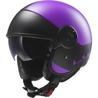 OF597 Via Matt-Purple/Black