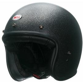 Bell Helme Custom 500 Flake Schwarz
