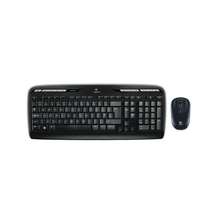 Logitech MK330 Wireless-Tastatur (Tastatur-Maus-Set)