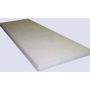 Schaumstoffplatte Polster Gästebett Matratze Zuschnitt 100x200x12 cm RG 21