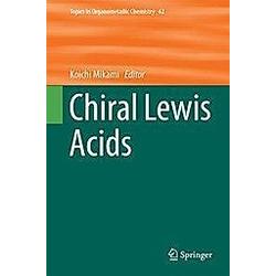 Chiral Lewis Acids - Buch